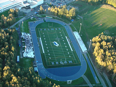 PALMER HIGH ATHLETIC FIELD