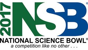 National Science Bowl banner