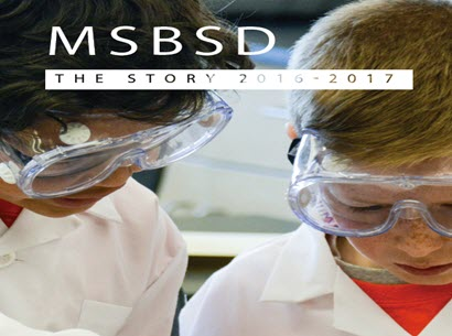 A year in review, celebrating the achievements of students, employees, schools, and the MSBSD.