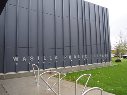 MSBSD SCHOOL BOARD SUPPORT OF WASILLA PUBLIC LIBRARY