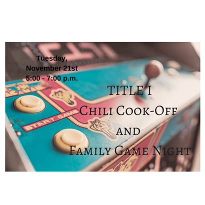 Title I Family Night