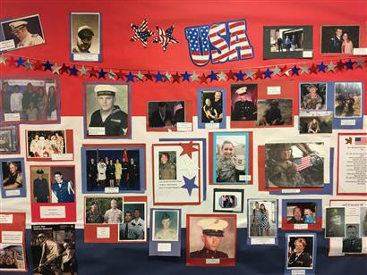 2017 Veteran's Day Assembly Videos