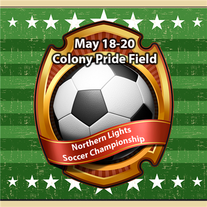 Northern Lights Conference soccer Championship at Colony