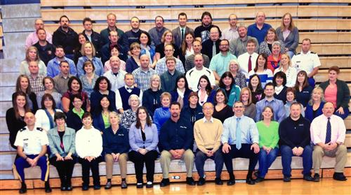 CHS Staff Fall 2013