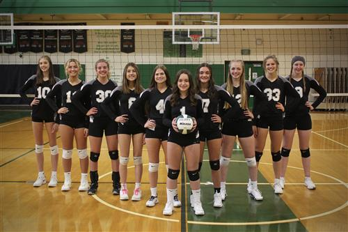 Colony Volleyball 2020