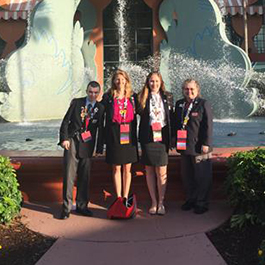 CTHS BPA Members attend National Conference in Orlando
