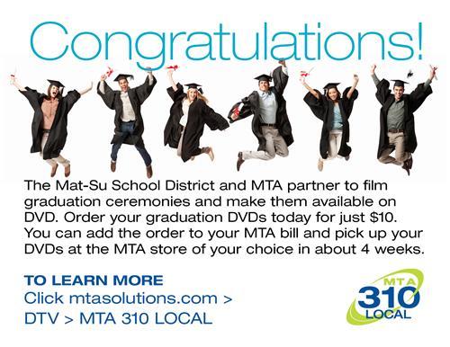 MTA Grad DVDs