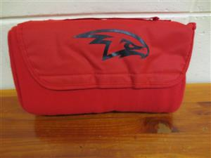 Red Hawk Blanket