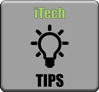 iTech Tips and Strategies