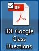 google classroom doc