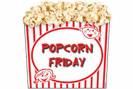 popcorn friday clip art