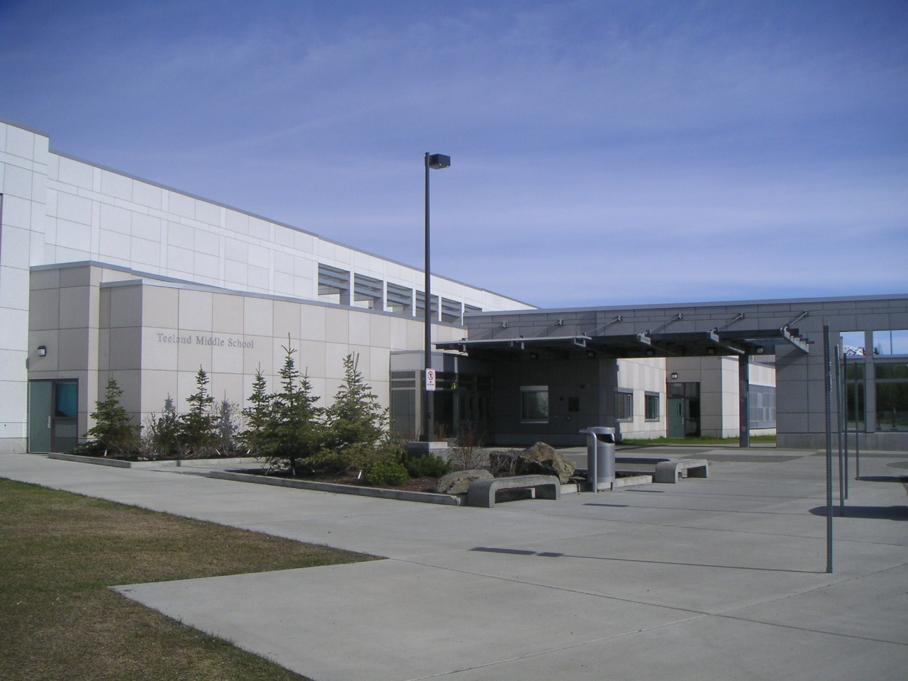 Teeland Middle School Overview